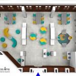 Sala Borges centro cultural de Cali